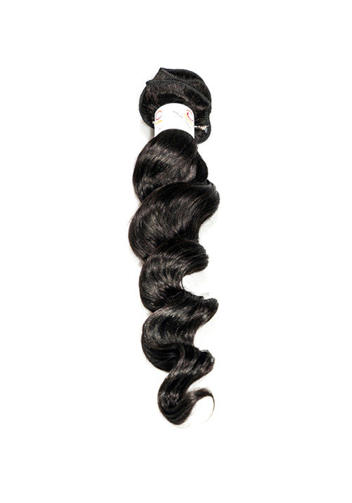 7A European Loose Wave Human Hair Extension - eHair Outlet