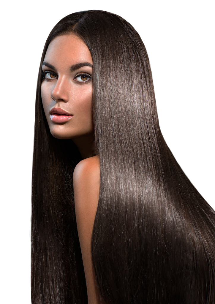 10A Cambodian Straight Raw Human Hair Extension - eHair Outlet