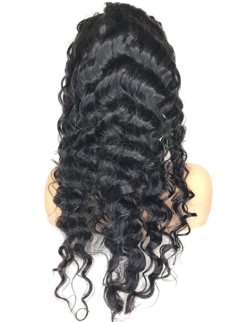Malaysian Loose Wave Full Lace Human Hair Wig - eHair Outlet