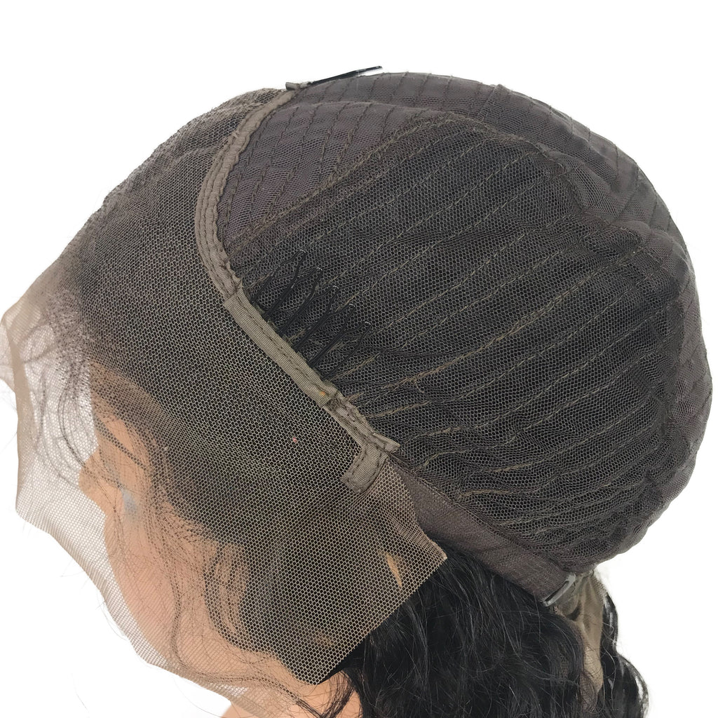 "Remy Straight 13""X 4""Lace Frontal Bob Wig  Natural - eHair Outlet"