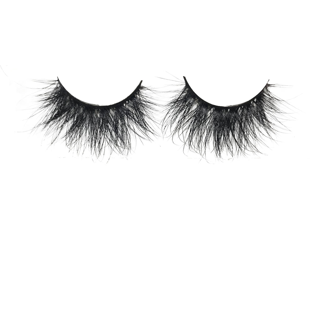 25mm 5D Mink Eyelash E2504 - eHair Outlet