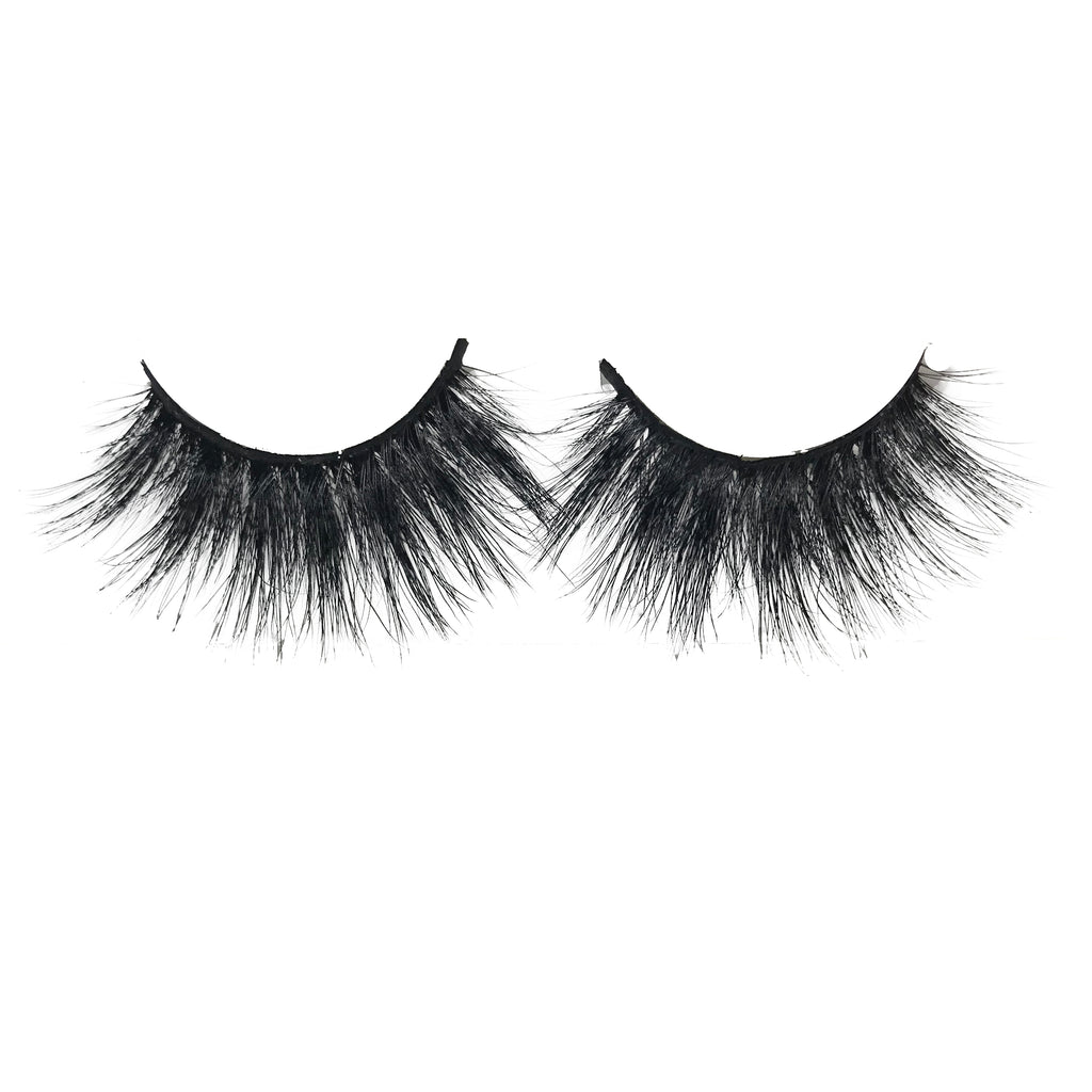 25mm 5D Mink Eyelash E2505 - eHair Outlet