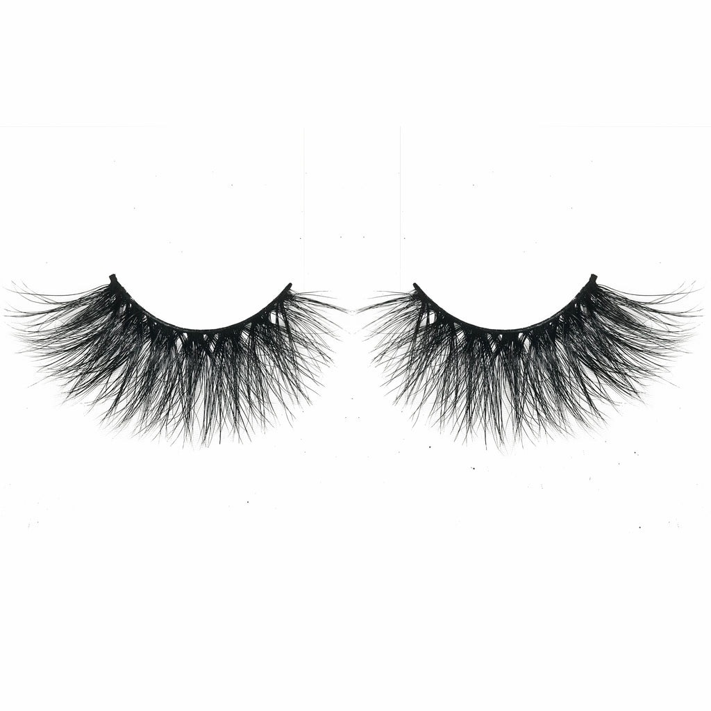 25mm 5D Mink Eyelash E2512 - eHair Outlet