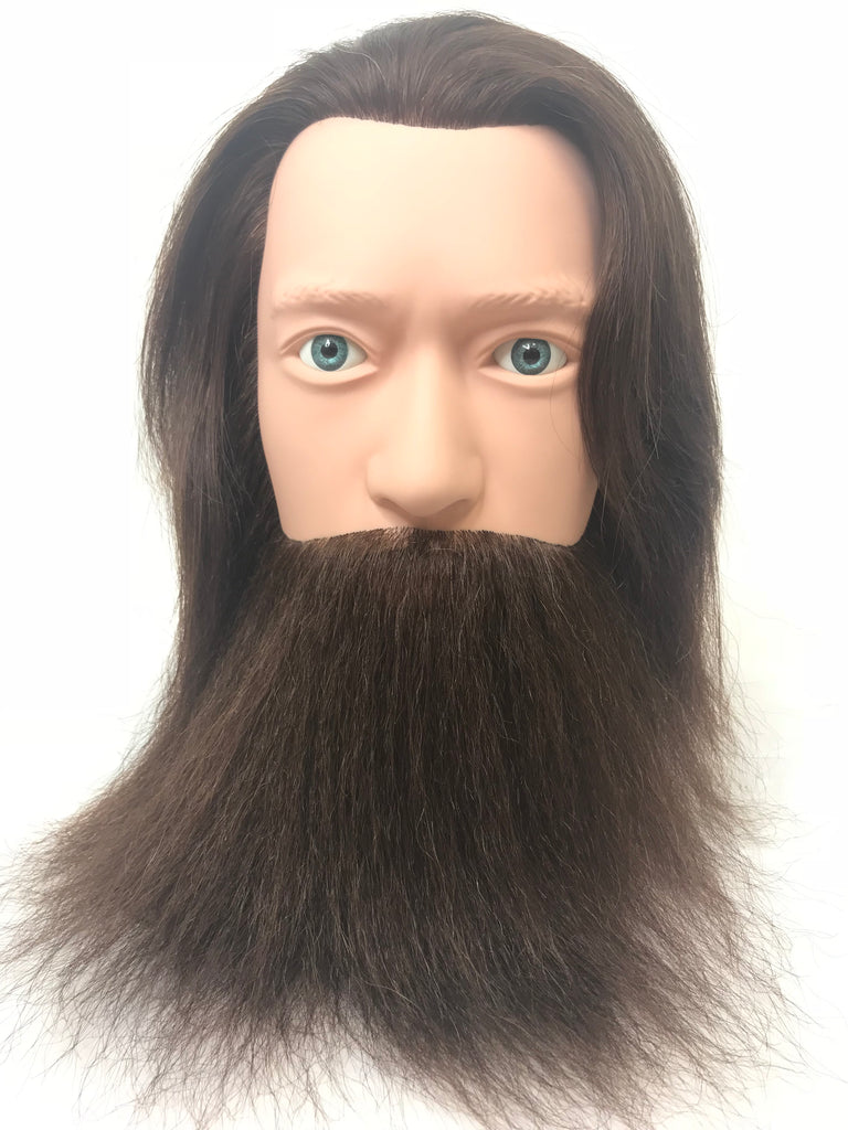 Male Bearded Mannequin - eHair Outlet