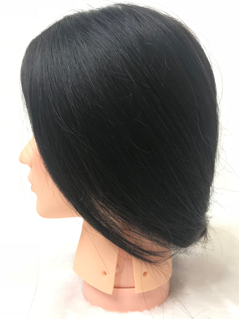 SLIP-ON HAIR WITH HARD HEAD - eHair Outlet