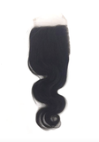 Remy Body Wave Lace Closure 4