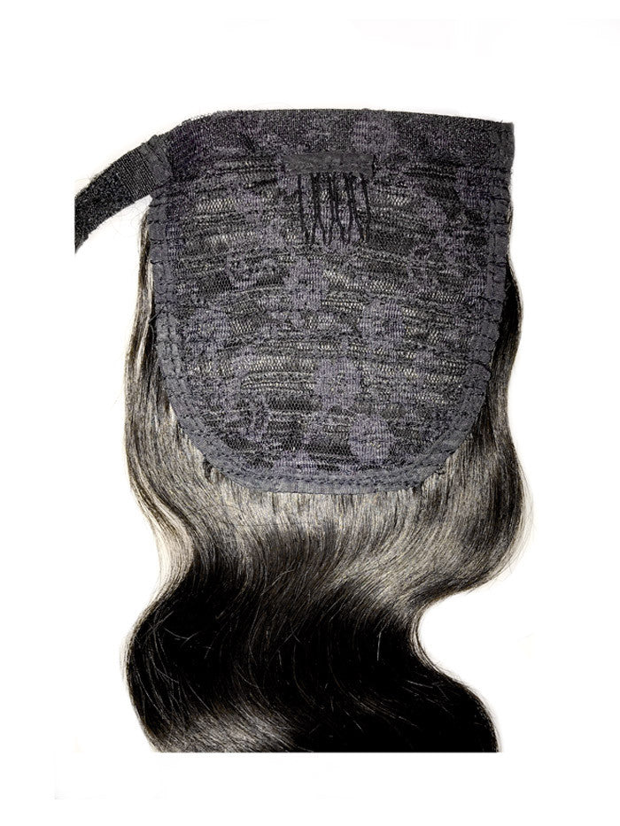 8A Malaysian Ponytail Clip-In Body Wave Remy Human Hair Extension - ehair outlet - 2