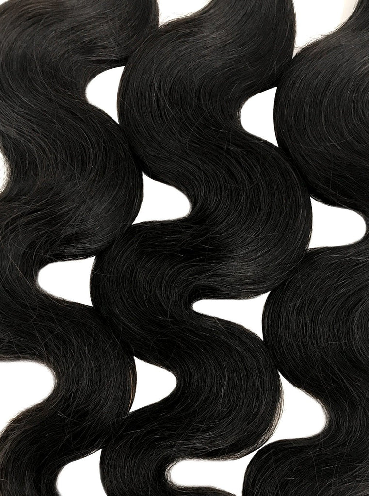 8A Malaysian 3 Bundle Set Body Wave Virgin Human Hair Extension 300g - eHair Outlet