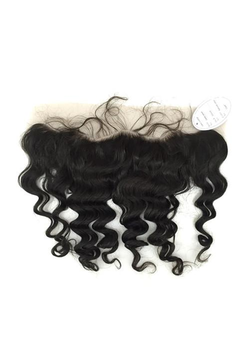 "Remy 13""x4"" Deep Wave Lace Frontal-eHair Outlet"