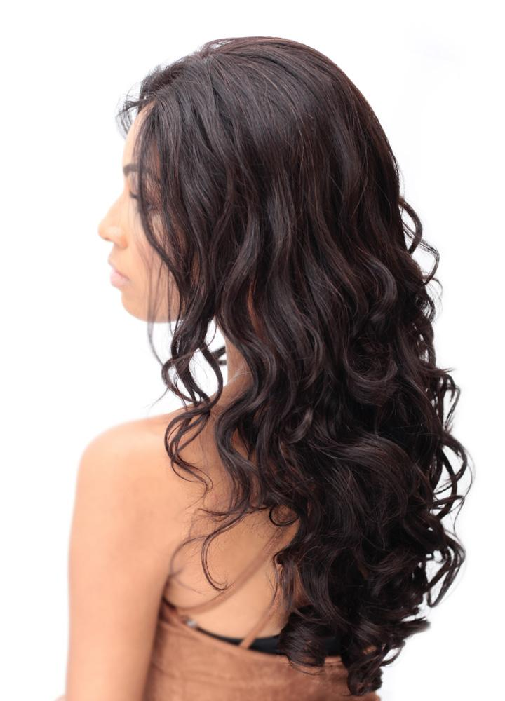 8A Malaysian Loose Curl Human Hair Extension - eHair Outlet