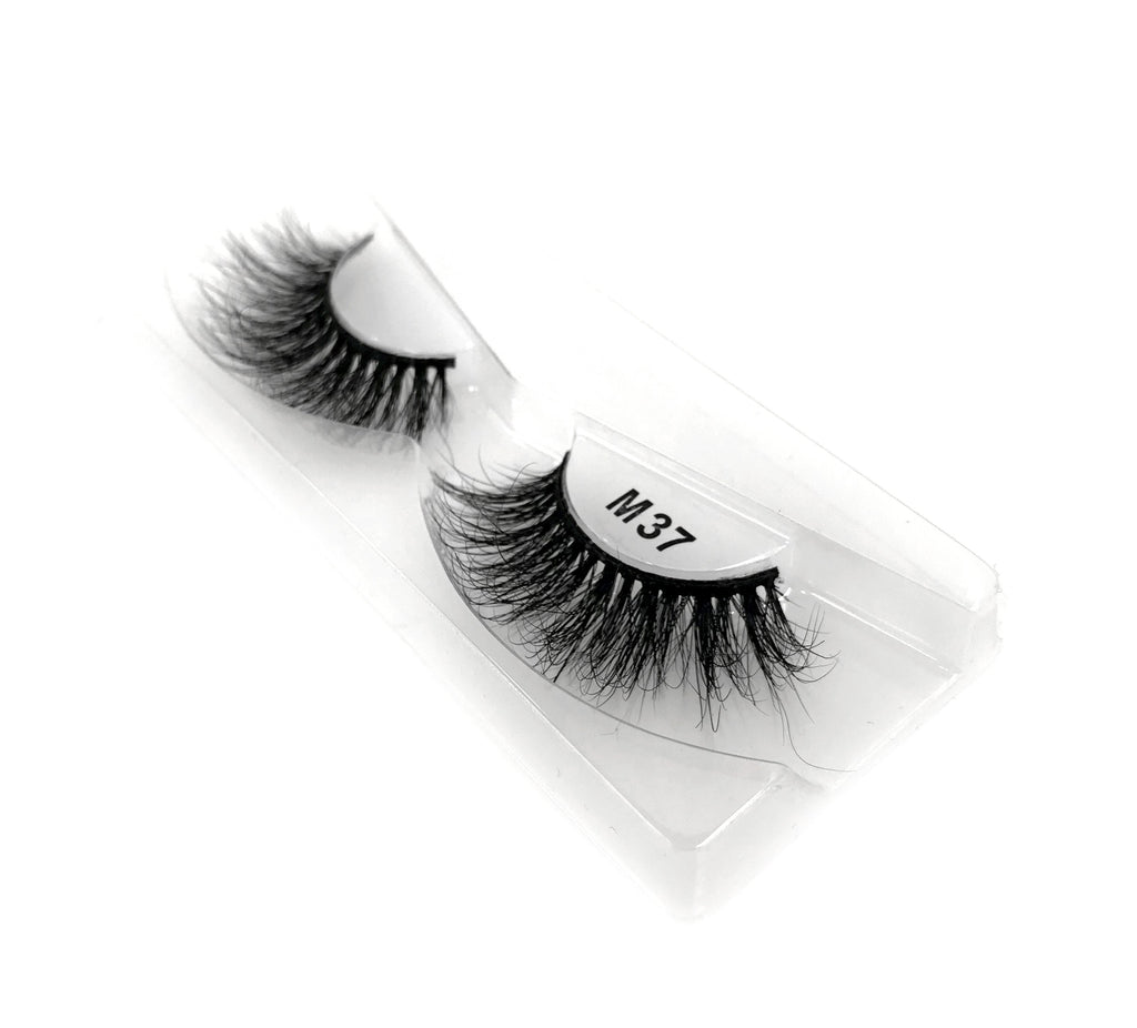 3D Mink Eyelash M37 - eHair Outlet