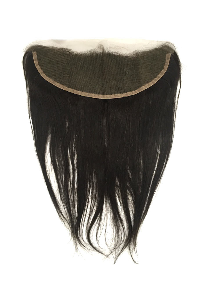 "Virgin 13""x4"" Straight Lace Frontal - eHair Outlet"