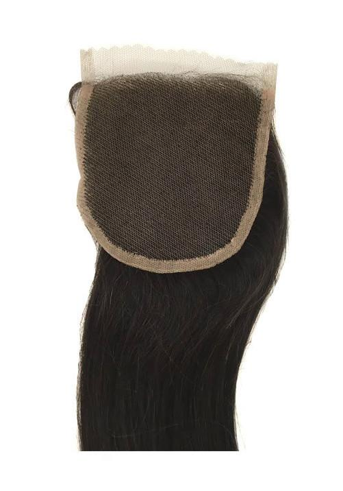 "Virgin Straight Lace Closure 4""x4"" - eHair Outlet"
