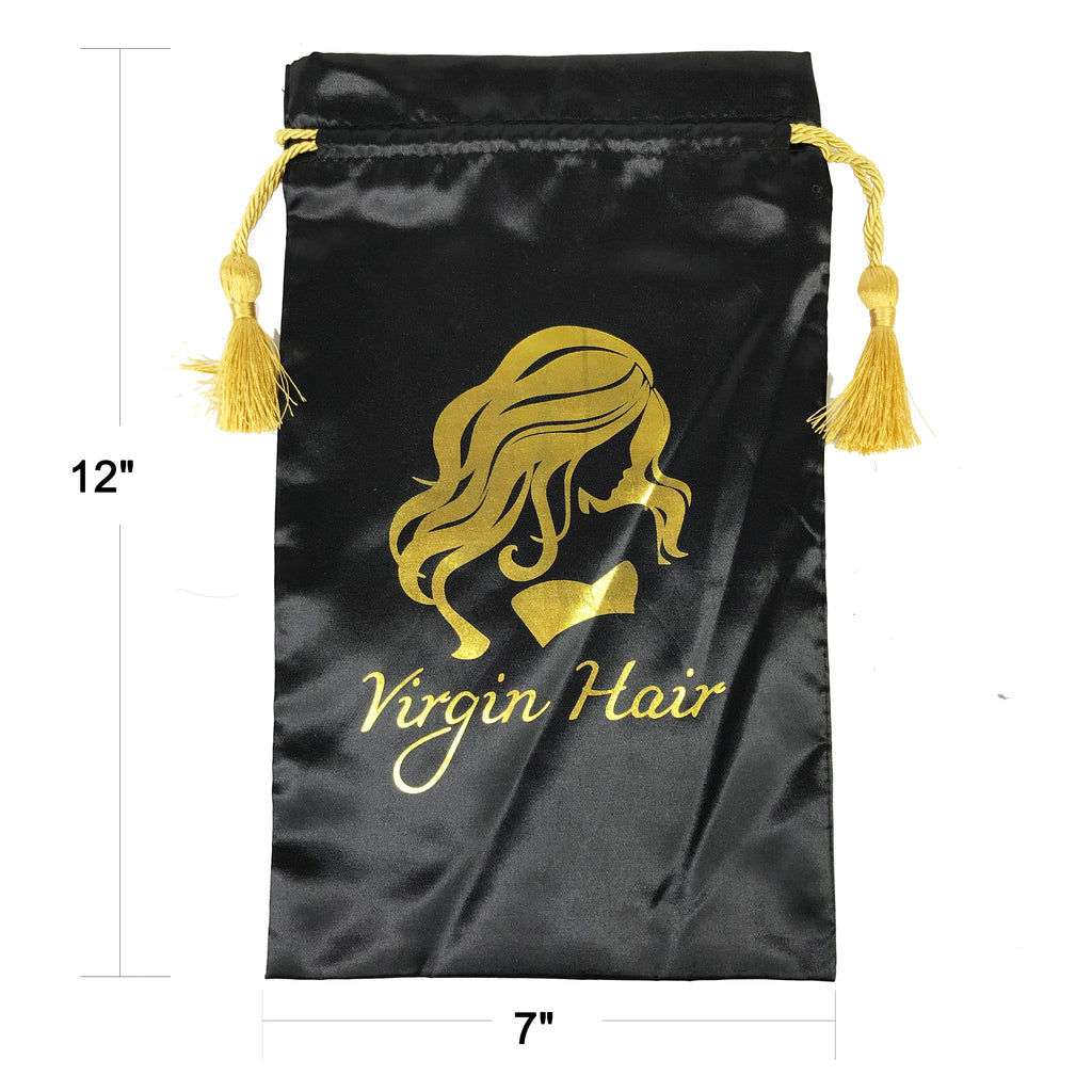 Silky Wig Packaging Bags Small - eHair Outlet