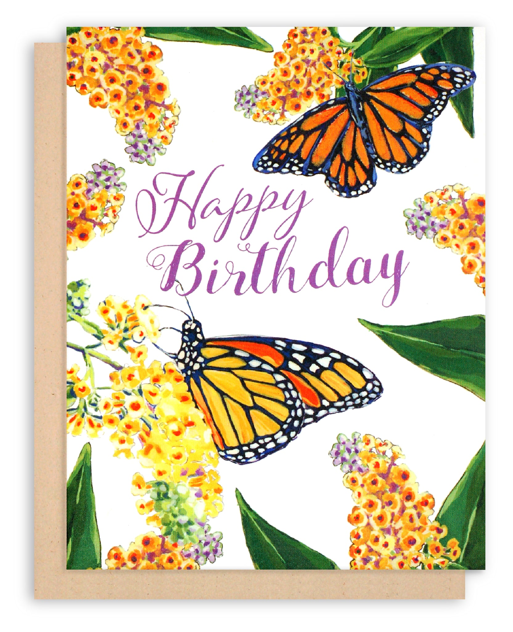 happy birthday butterfly images Monarch Butterfly Greeting Card   Monarch Butterfly Happy Birthday  happy birthday butterfly images