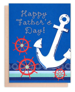 """Happy Father's Day!"" Anchor"