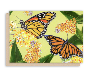 Monarch Butterfly Notecards