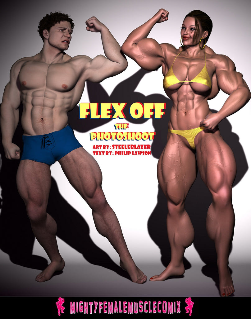 Flex Off: The Photoshoot