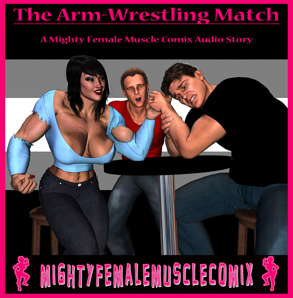 The Arm-Wrestling Match (Audio Story)