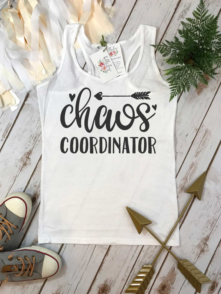 Chaos Coordinator, Mom Gifts, Teacher Gift Idea