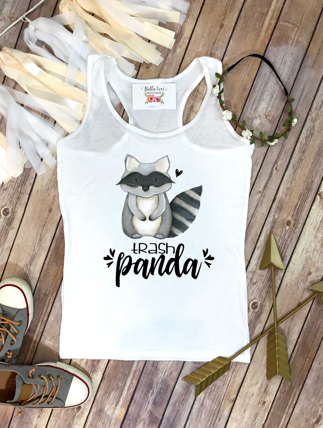 Funny Shirts, Trash Panda, Funny Womens Shirt, Mom Gift, Gifts for Her