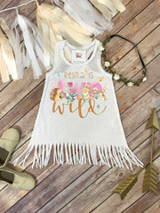 Second Birthday, Two Wild, Girl Birthday Dress, Personalized Birthday, 2nd Birthday - Bella Lexi Boutique