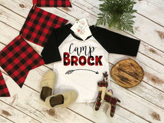 First Birthday Shirt, Lumberjack Birthday, 1st Birthday shirt, CAMPING Party, Lumberjack Party