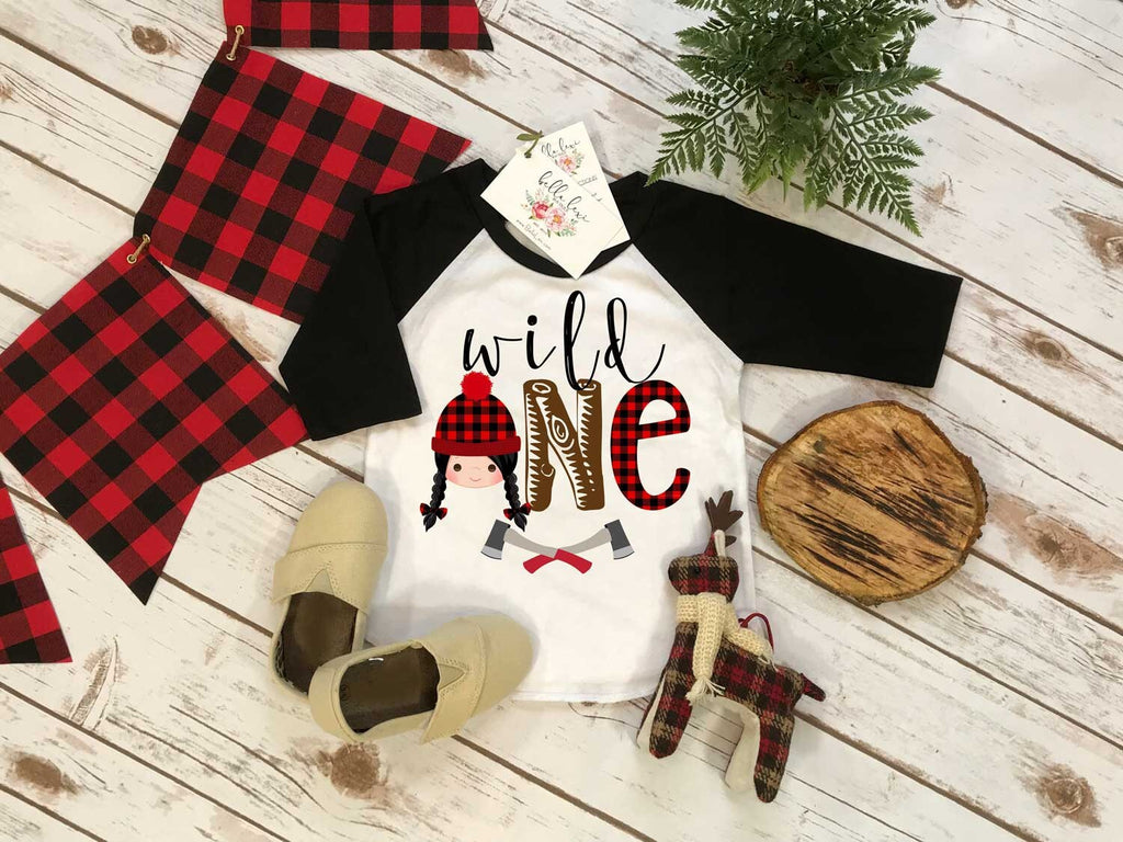 First Birthday Shirt, Lumberjack Birthday, 1st Birthday shirt, LumberJack and Jill Party, Jack and Jill Party
