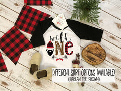 First Birthday Shirt, Lumberjack Birthday, 1st Birthday shirt, Buffalo Plaid Party, Lumberjack Party - Bella Lexi Boutique