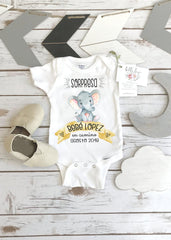 Spanish Pregnancy Reveal, Abuelitos, Baby Gift to Grandparents, Bebe en Camino, Cute Baby Gift