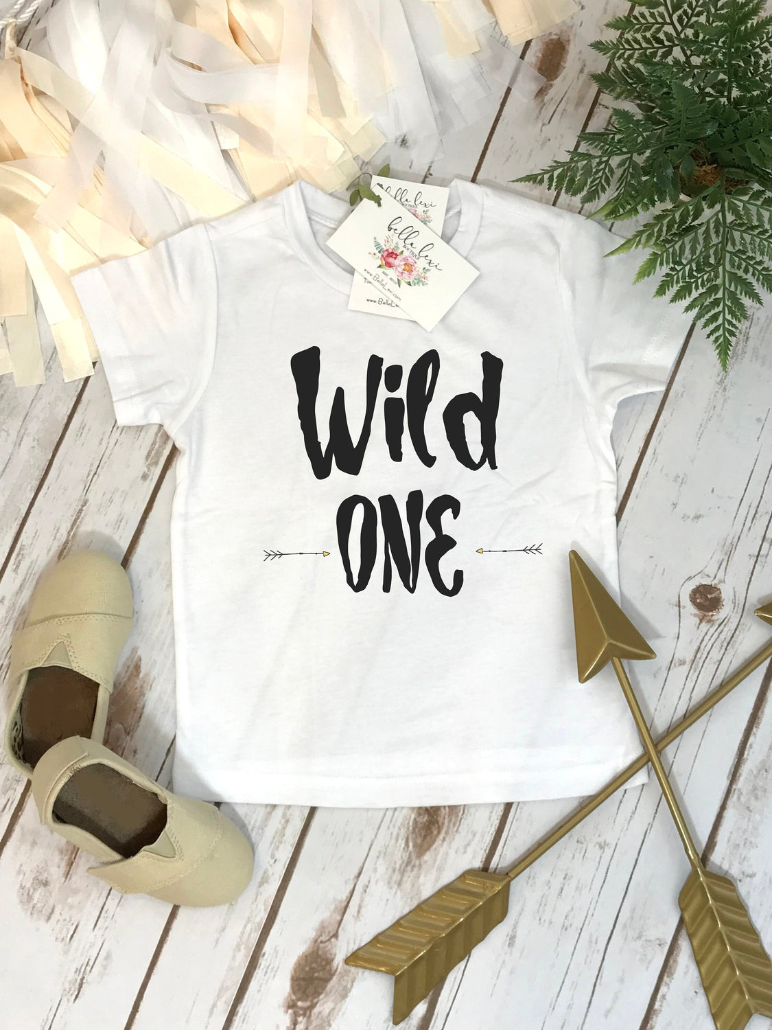 Wild ONE birthday, First Birthday Outfit, 1st Birthday shirt, Wild One Party, Wild One shirt