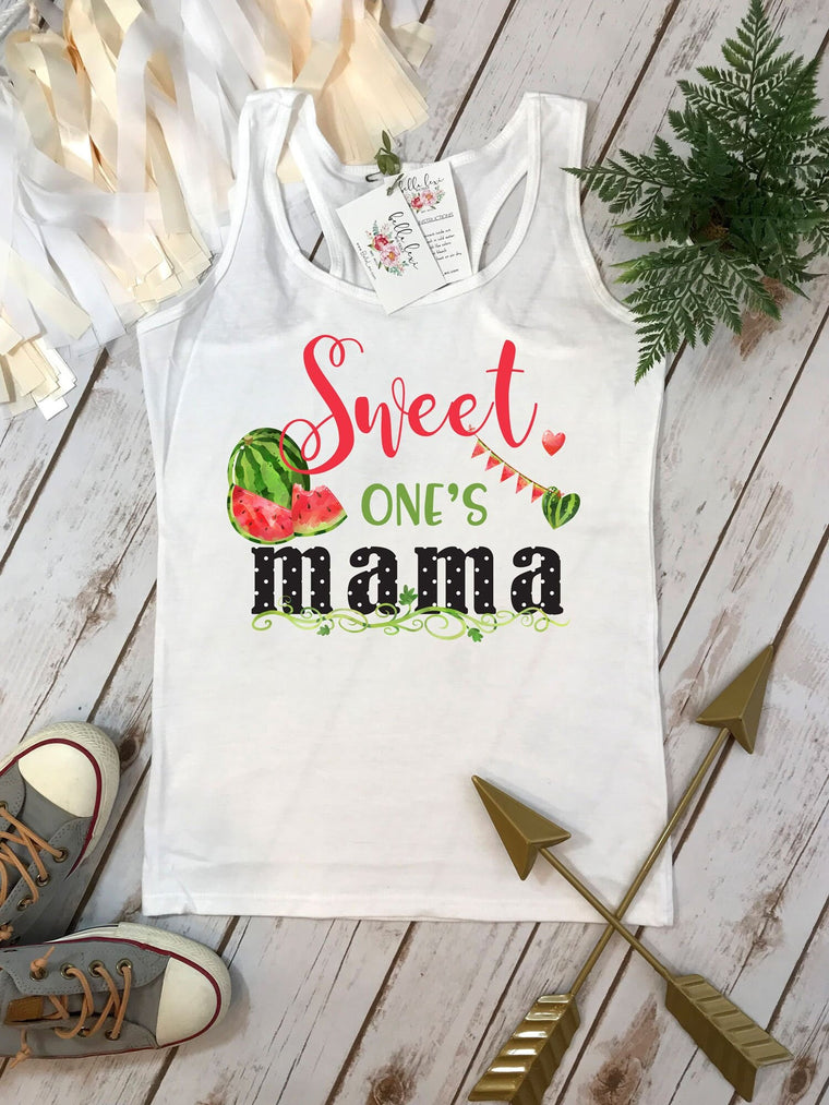 Watermelon Party, Watermelon Birthday, Mommy and Me shirts, Mommy and Me Outfits, One in a Melon Birthday