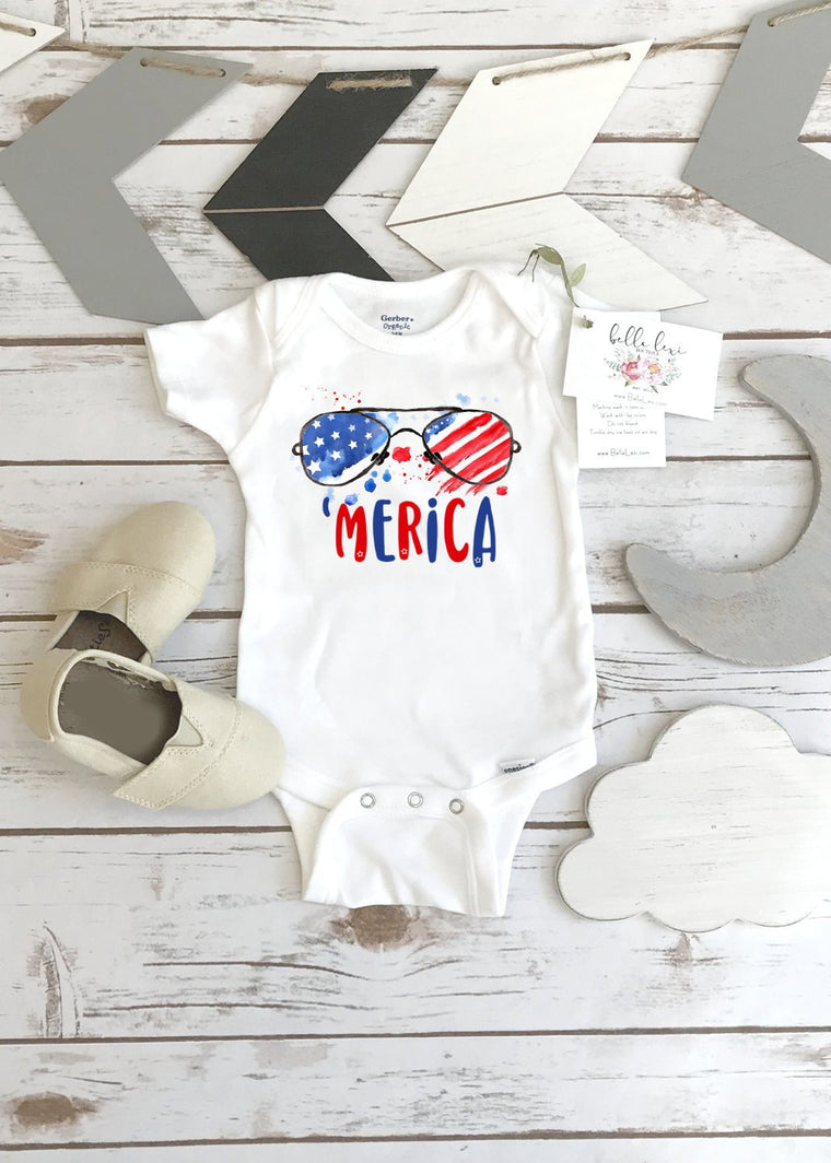 USA Shirt, Patriotic Shirt, Merica, Memorial Day, 4th of July Outfit