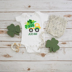 St. Patrick's Day Onesie®, First St. Patty's Day, Baby Shamrock Shirt, St Patricks Day Shirts, Lucky Charm