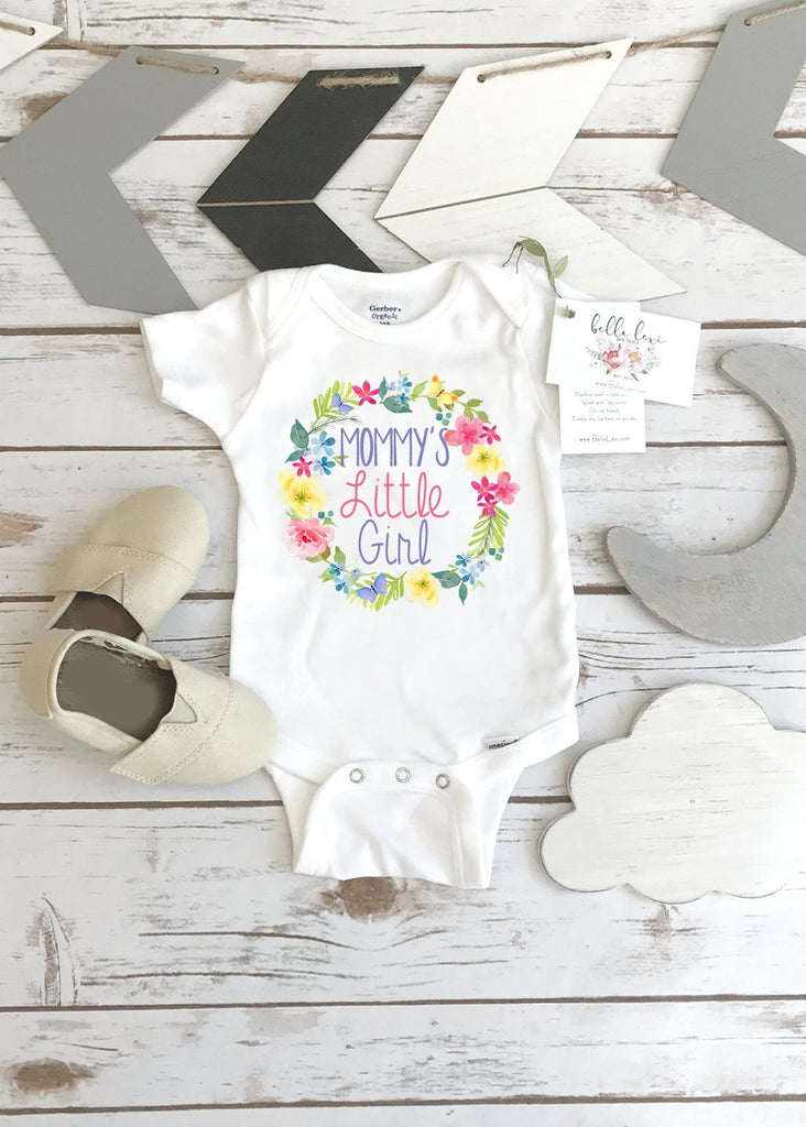 Mommy's Little Girl - Bella Lexi Boutique