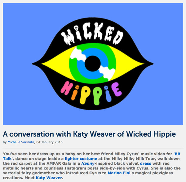 405 Interview with Katy Weaver of Wicked Hippie