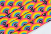 Wicked Hippie X Nail Pop Rainbow Nightmares DUST MASK