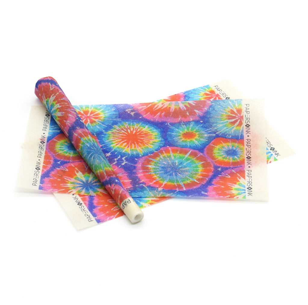 Tie Dye Coral Gardens Rolling Papers Kit Joint