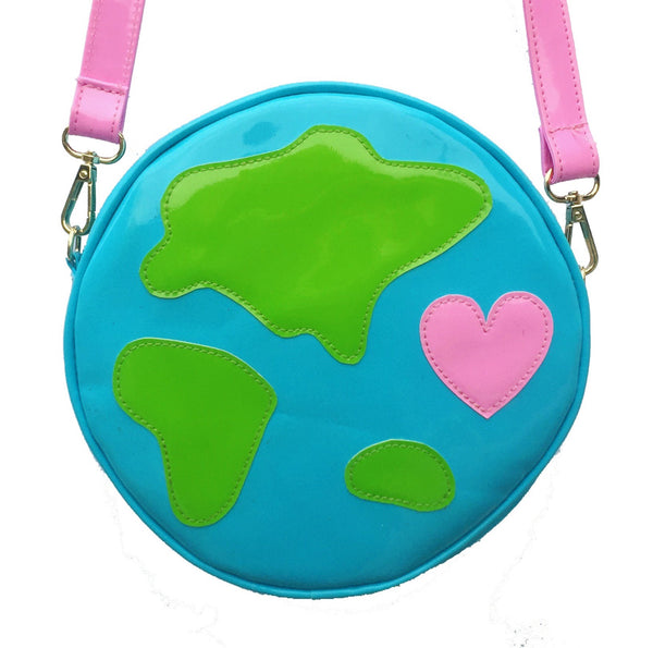 Love Da Earth Adjustable Purse