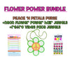 FLOWER POWER HOLIDAY BUNDLE