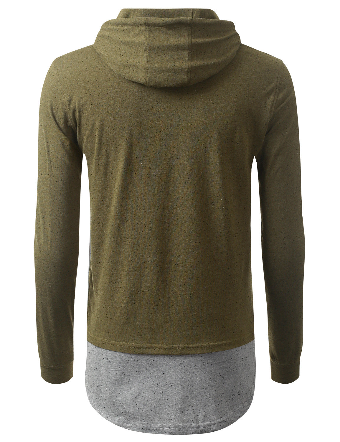 OLIVE Oreo Long Sleeve Hoodie Sweatshirts - URBANCREWS