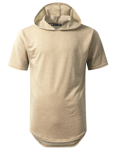 Heavy French Terry Hoodie T-shirt