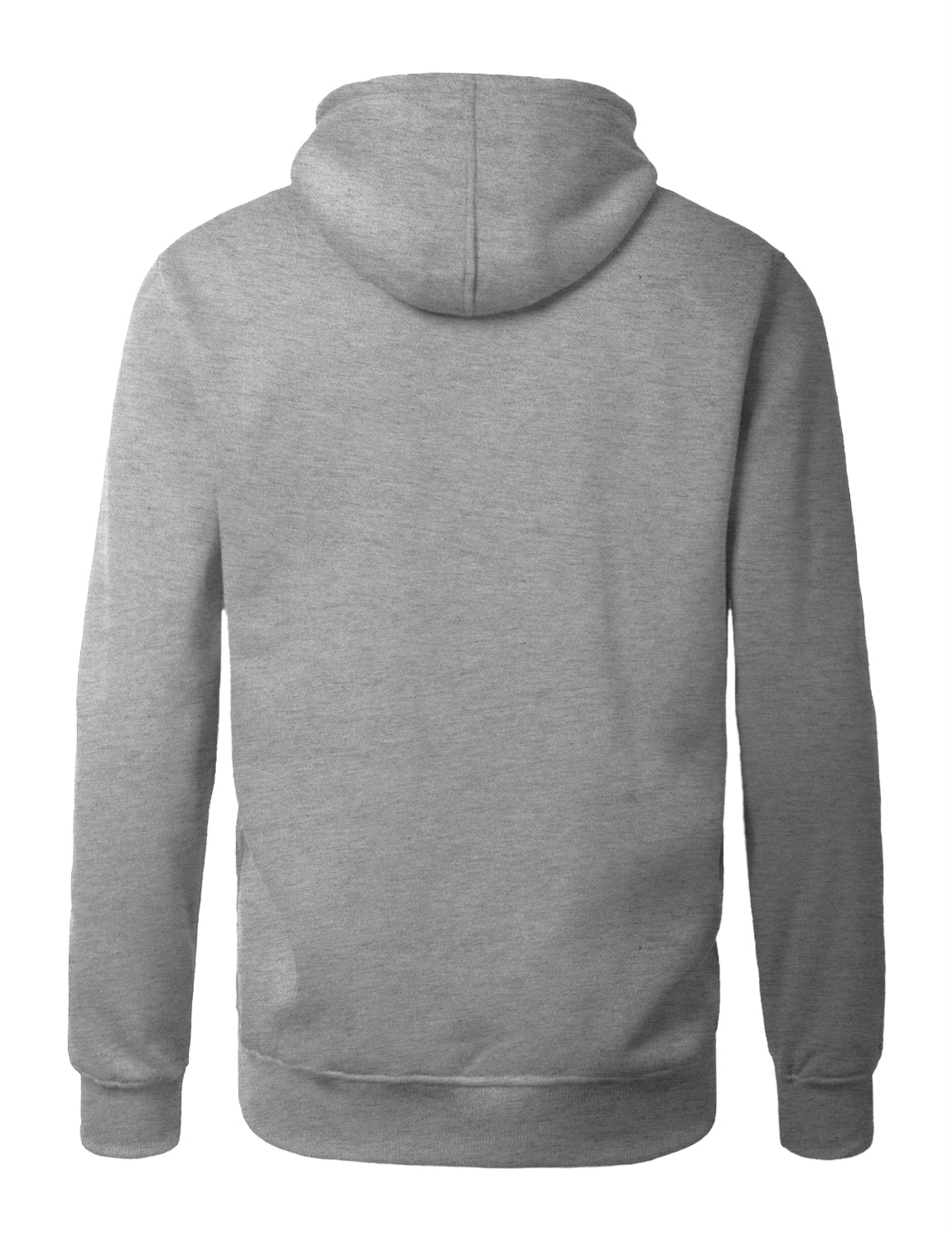 HGREY Lightweight Zip Up Fleece Hoodie - URBANCREWS