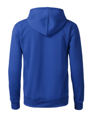 ROYAL Basic Zip Up Fleece Hoodie - URBANCREWS
