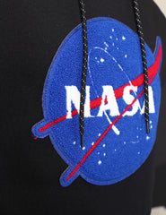 BLACK - NASA LOGO