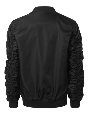 Fashion Lightweight Bomber Jacket