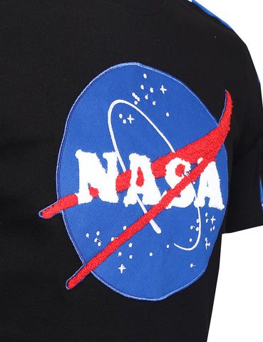 NASA Logo Chinille Patch T-Shirts