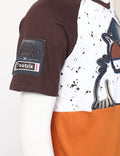 BROWN - DENIM OWL