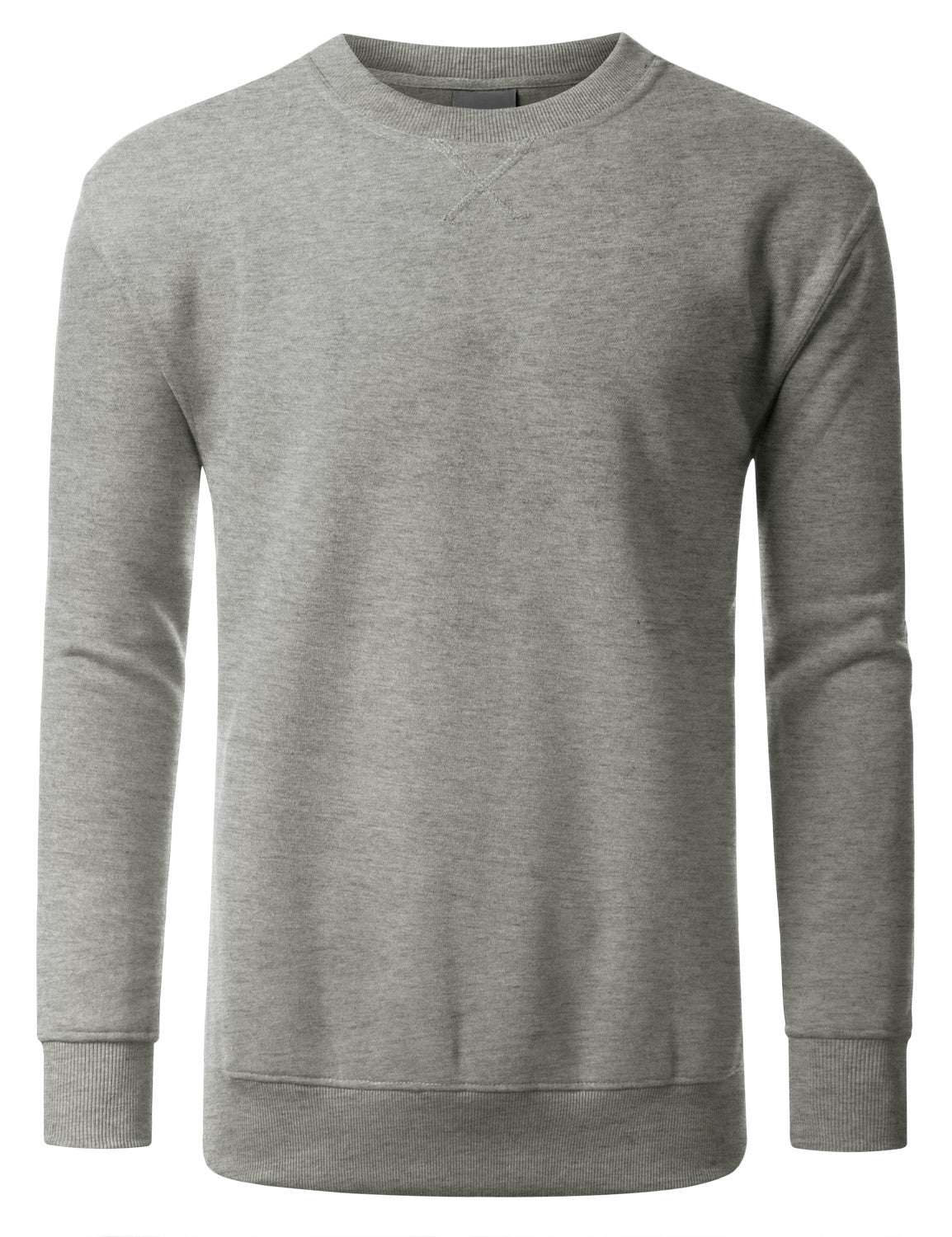 HGRAY Basic Crewneck Sweatshirt-Various Colors - URBANCREWS