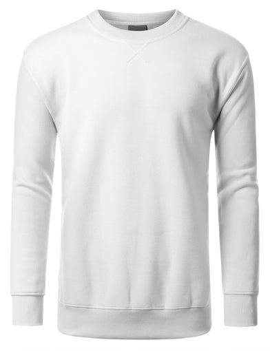 Basic Crewneck Sweatshirt-Various Colors